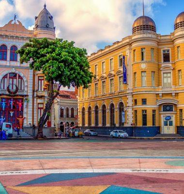 Recife Antigo, Marco Zero e Armazéns do Porto