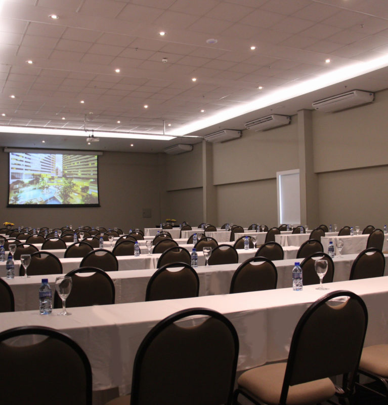 The best space and structure for your event in Recife.